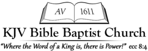 KJV Bible Baptist Church
