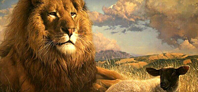 Lion-and-Lamb-50675378516