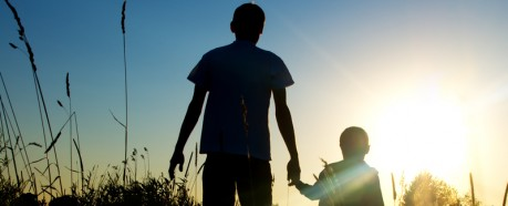 http://www.dreamstime.com/stock-photos-father-son-silhouette-sunset-image33754733