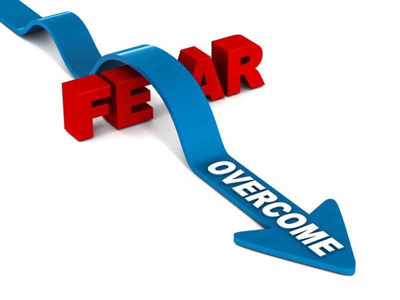 Overcoming Fear! Image