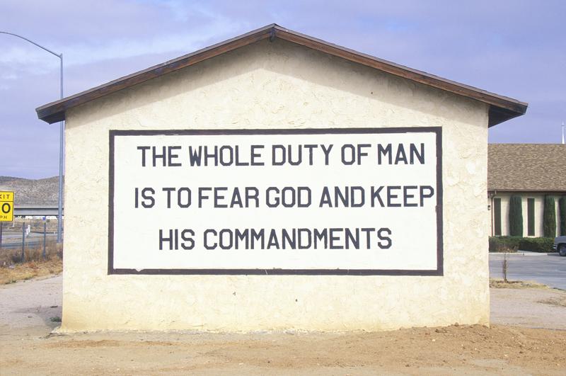 Fearing God! Image