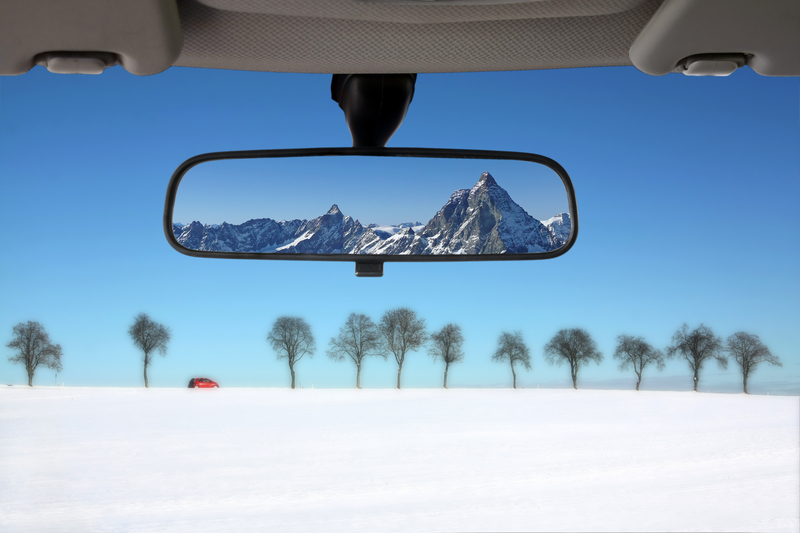 Looking in the Rearview Mirror! Image