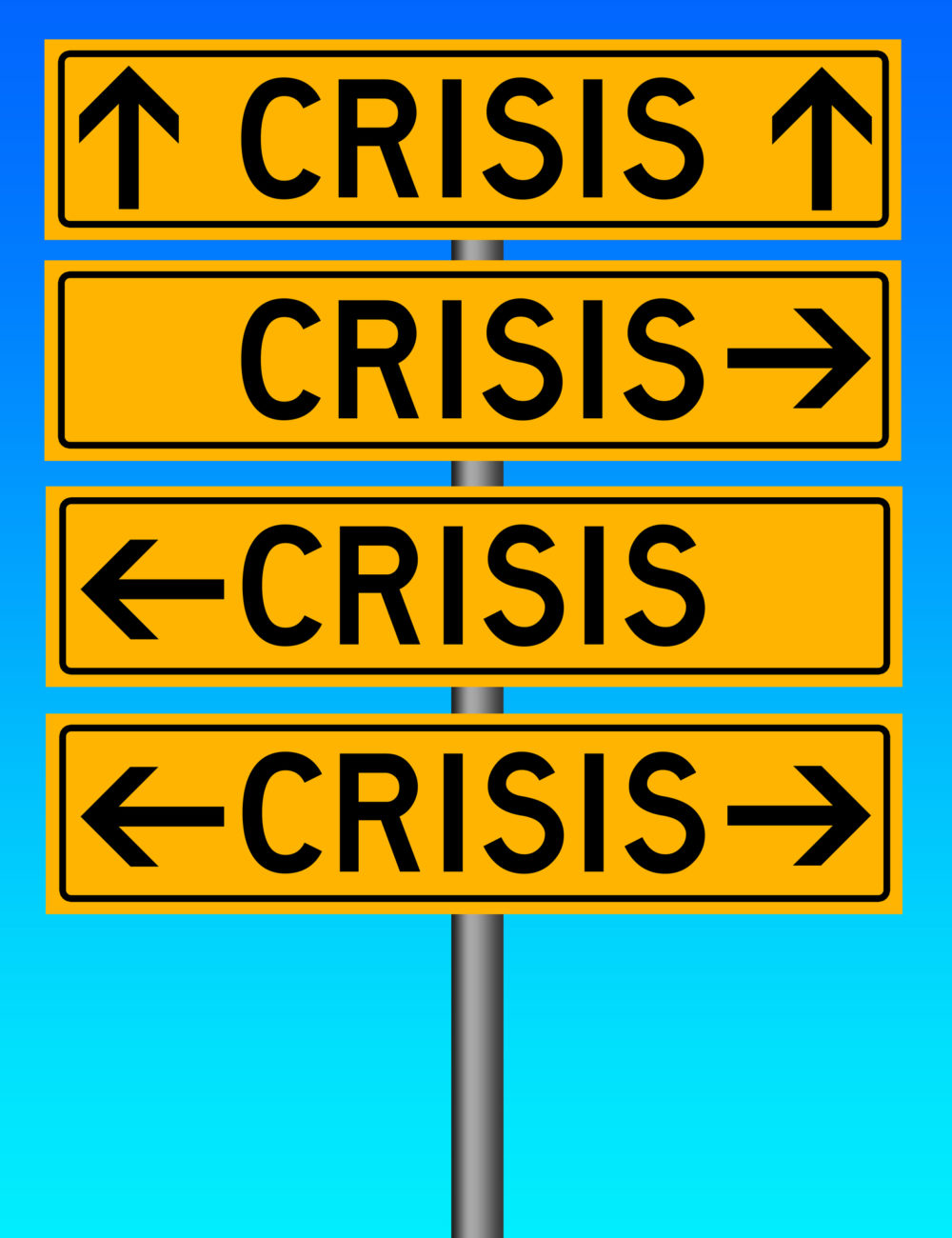 A Nation in Crisis! Image
