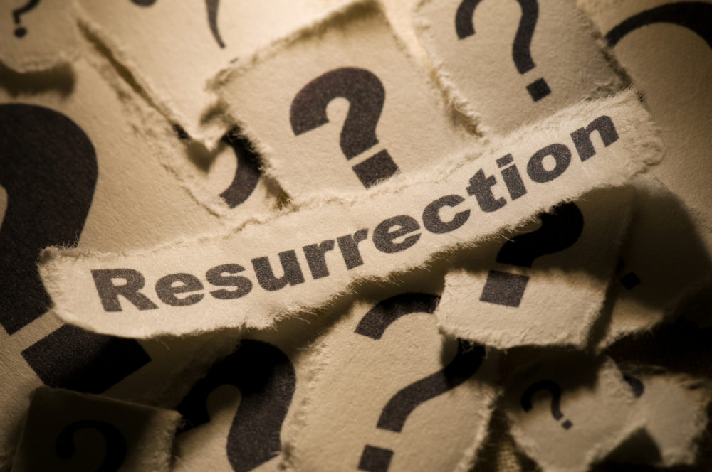What if there had been No Resurrection? Image