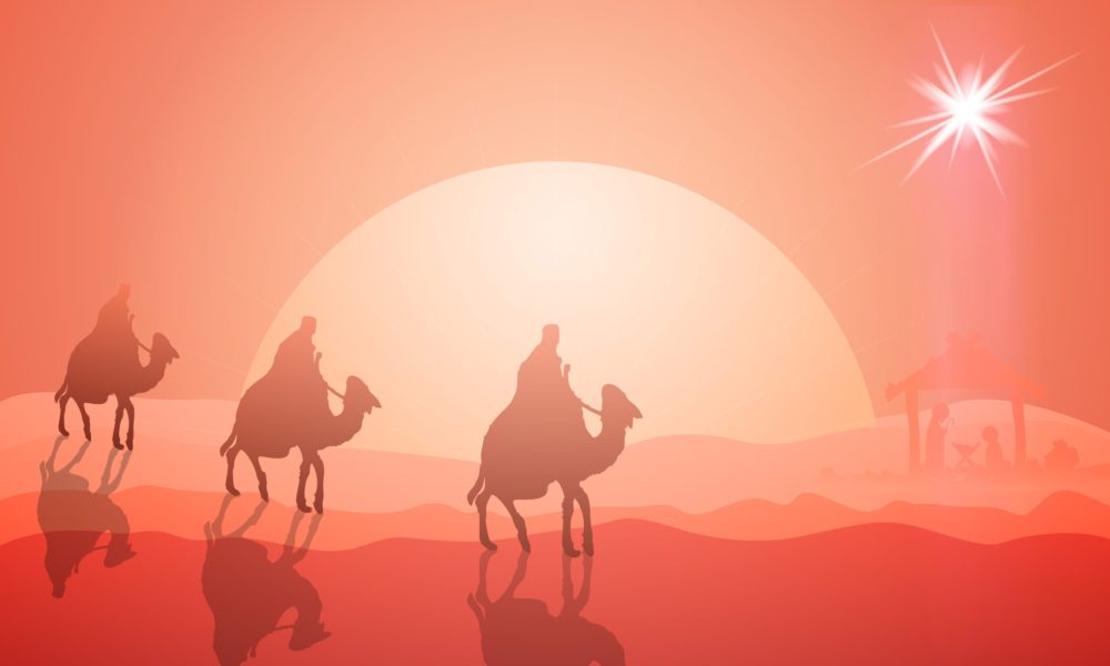 The Incredible Faith of the Wise Men! Image