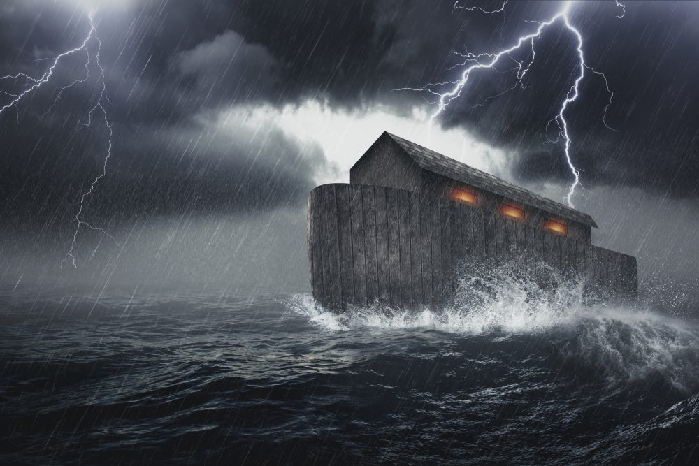 Noah\'s Unsinkable Faith! Image