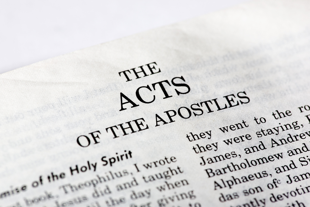 The Book of Acts Part 1 Image