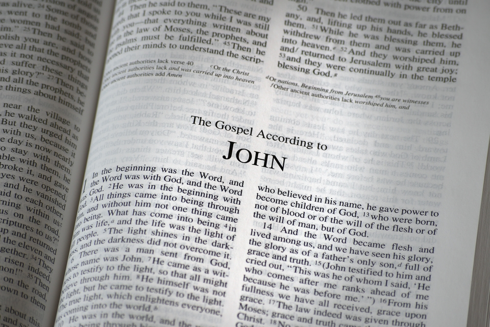 The Book of John! Image