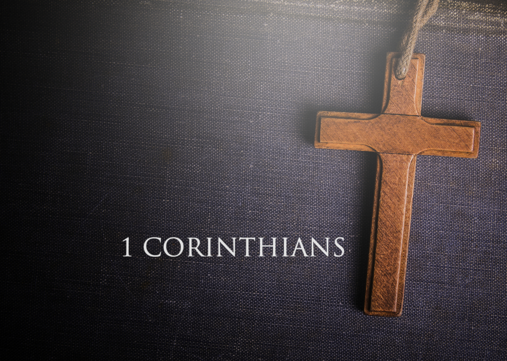 The Book of First Corinthians! Image