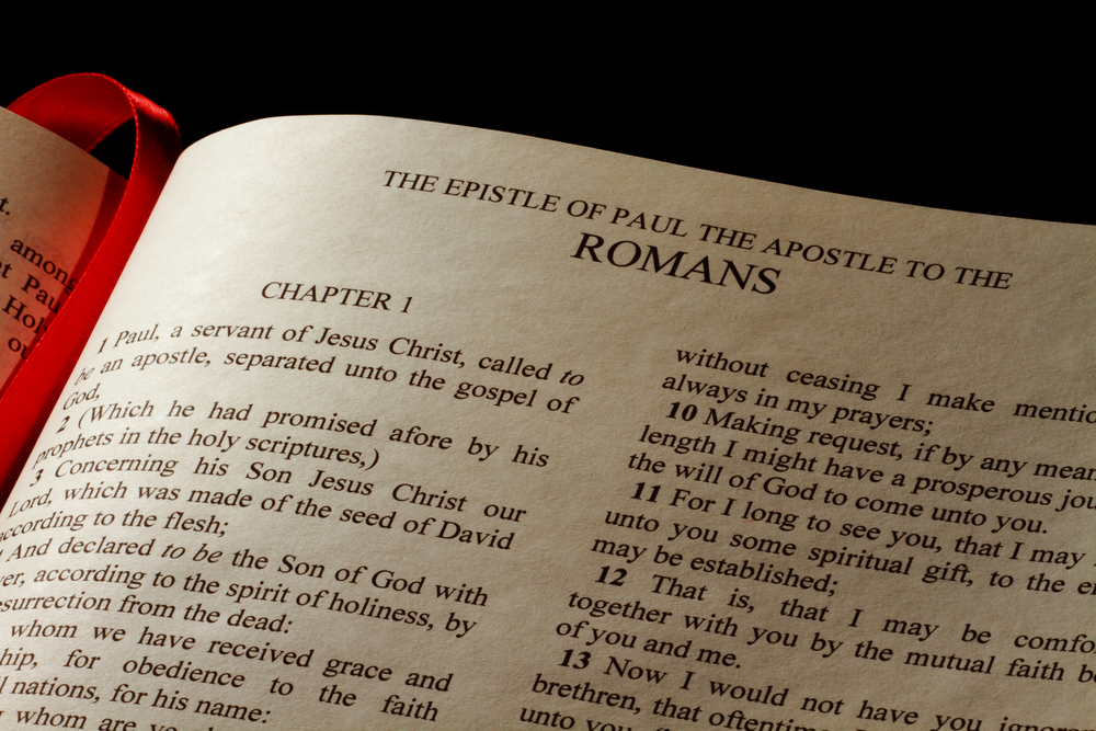 The Book of Romans Image