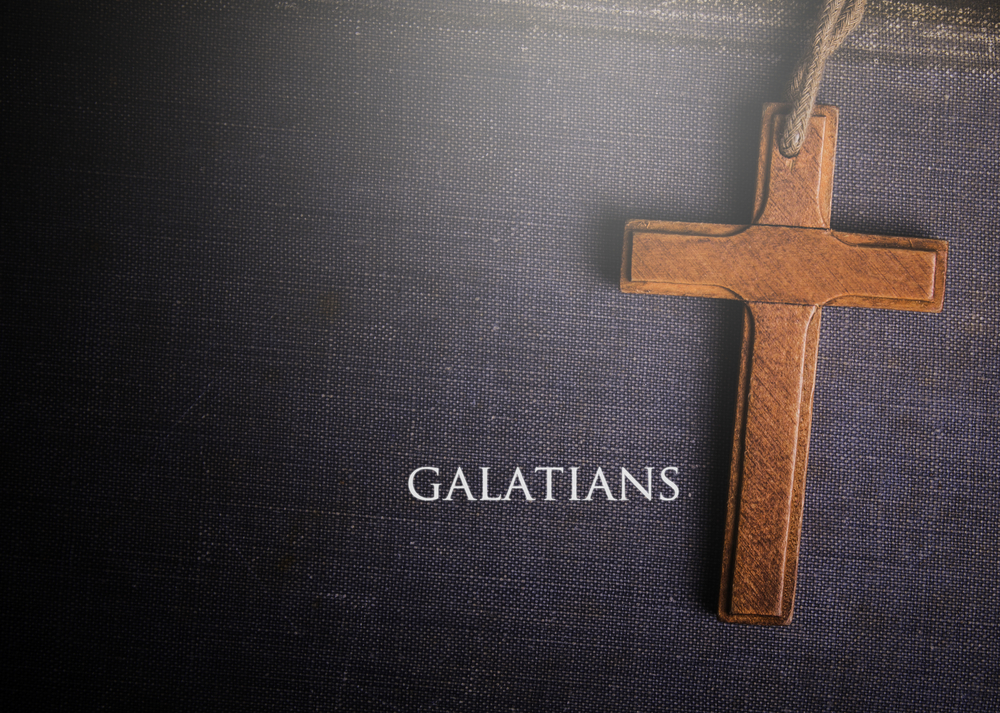 The Book of Galatians!