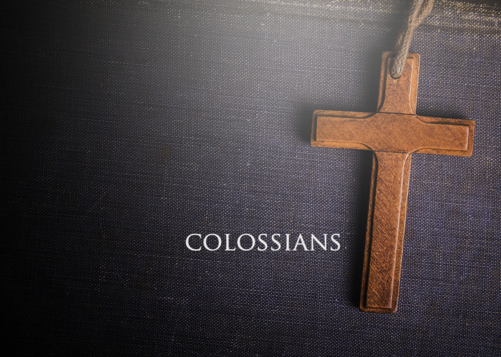 The Book of Colossians! Image