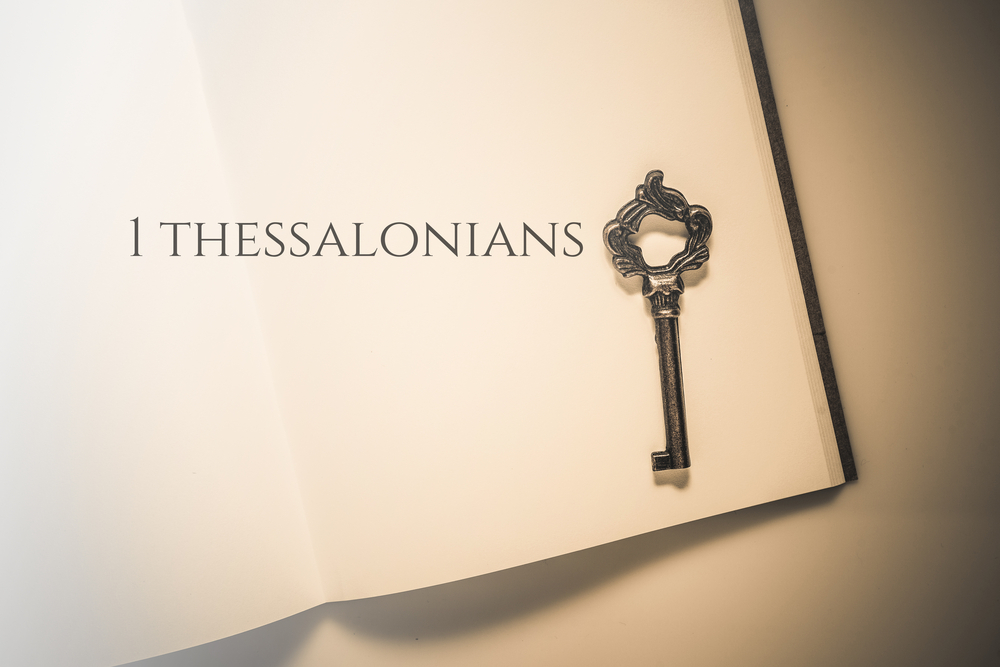 The Book of First Thessalonians! Image