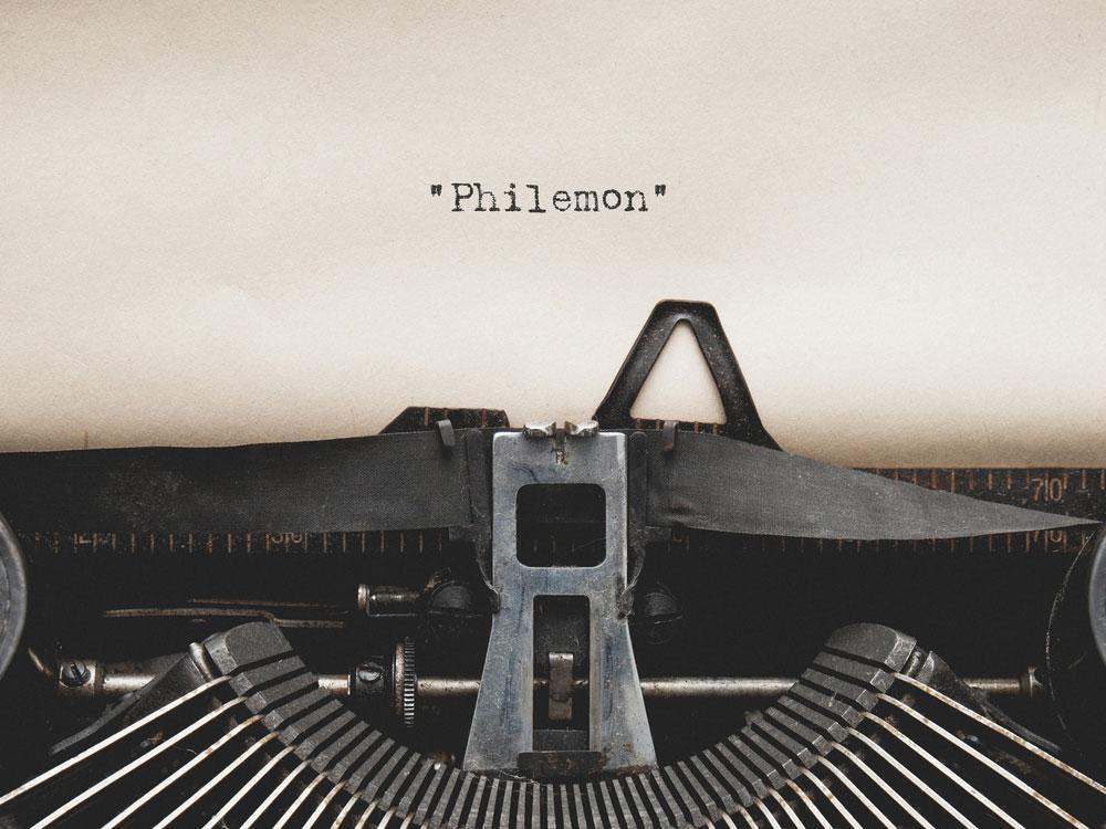 The Books of Titus & Philemon! Image