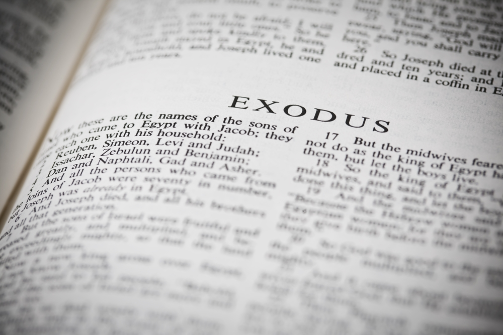 The Book of Exodus Part 1 Image