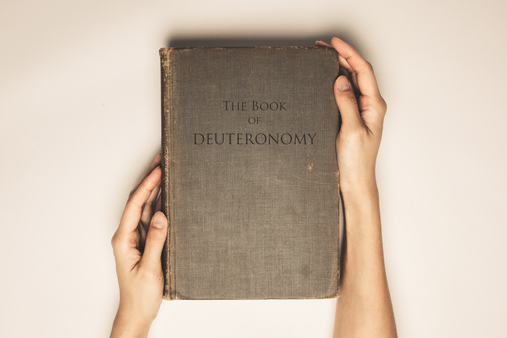The Book of Deuteronomy Part 2 Image