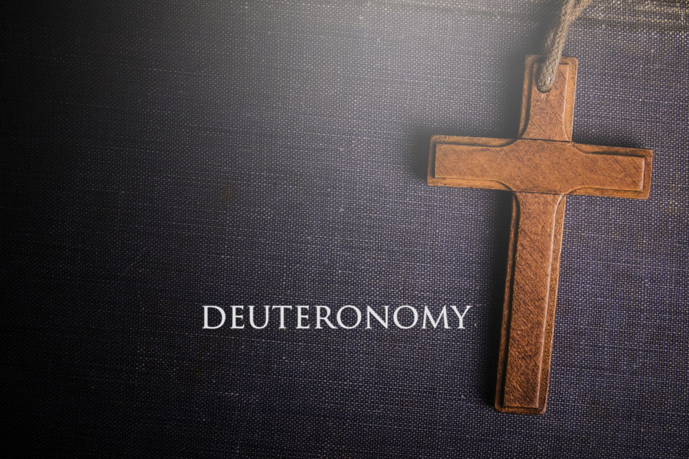 The Book of Deuteronomy Part 3 Image