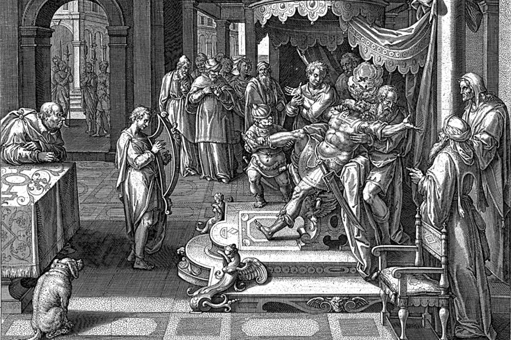 The Book of Second Samuel Part 3 Image