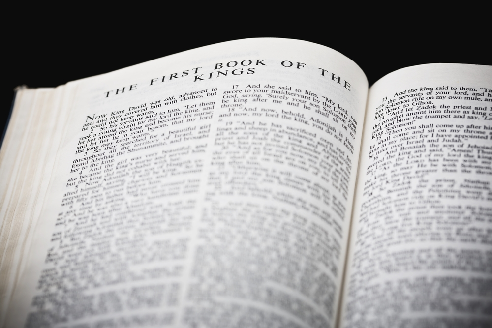 The Book of First Kings Part 2