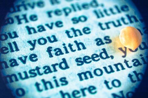 O Ye of Little Faith! Image