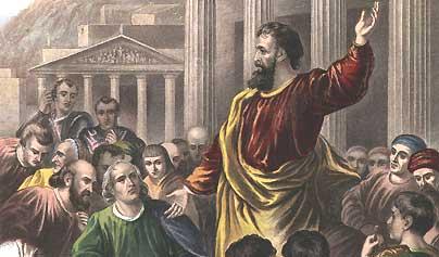 Peter, Preaching Jesus! Image