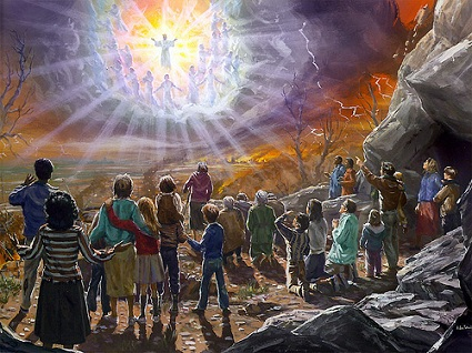 The 8th Stage of the Second Coming! Image