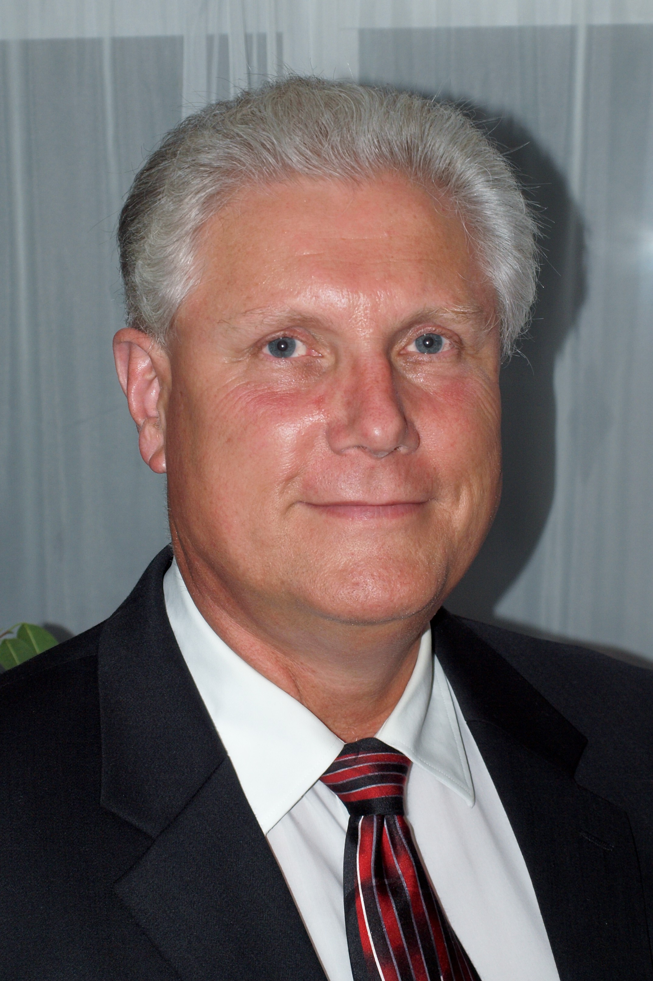 Pastor Tom Bard! Image