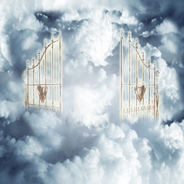 Heaven's Gate, or Hell's? Image
