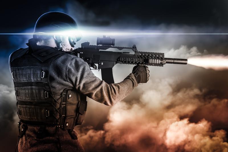 Our Warfare! Image