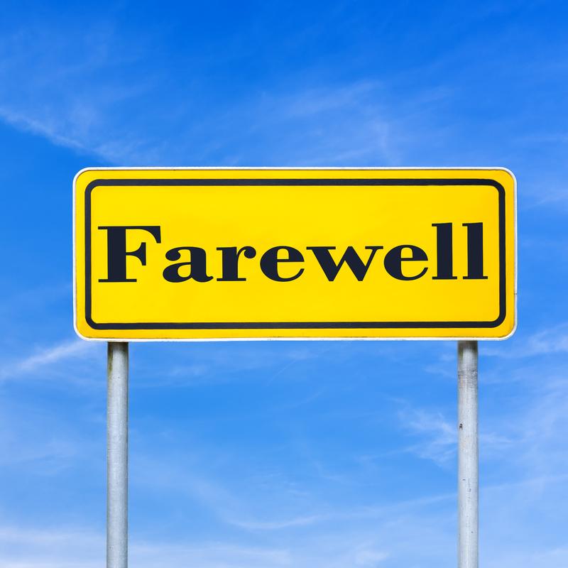 A Final Farewell! Image